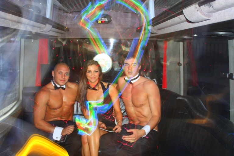 Two Touch Butlers 4 Hire Limo Bus launch (2)