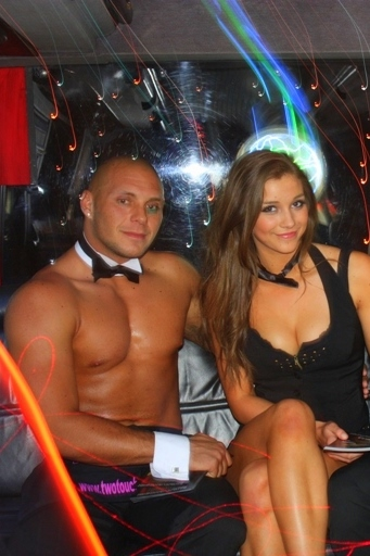 Two Touch Butlers 4 Hire Limo Bus launch (3)